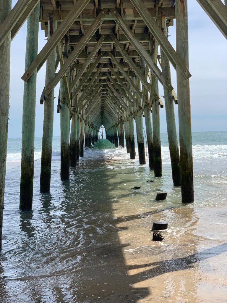 Surf City Pier