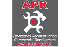 APR Emergency Reconstruction & Commercial Development