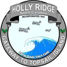 Town of Holly Ridge logo