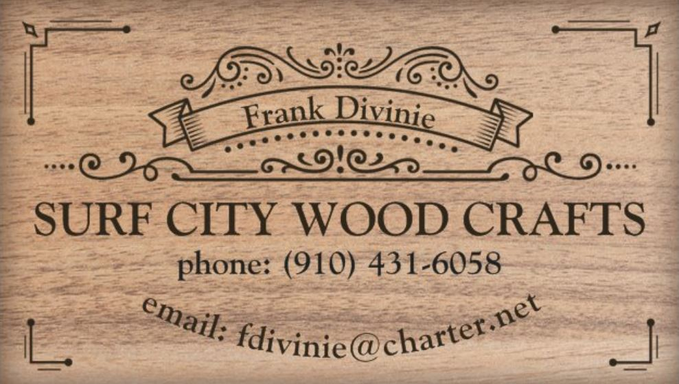 Surf City Wood Crafts